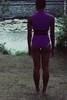 Дубль трусы | фиолетовый