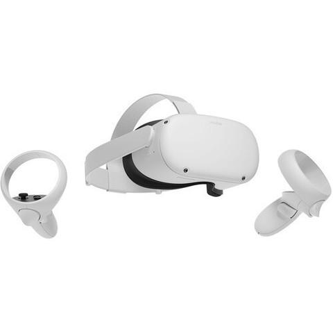 Шлем виртуальной реальности Oculus Quest 2 - 128 GB, белый