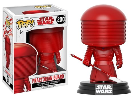 Фигурка Funko POP! Bobble: Star Wars: E8 TLJ: Praetorian Guard (POP 11) 14752