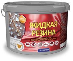 Покрытие Жидкая резина Капитель красно-коричневая, 1кг