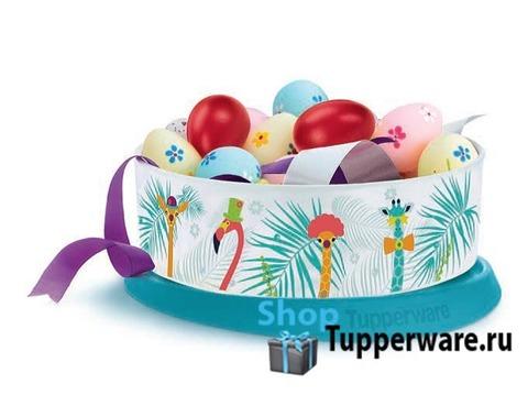 карнавал контейнер tupperware