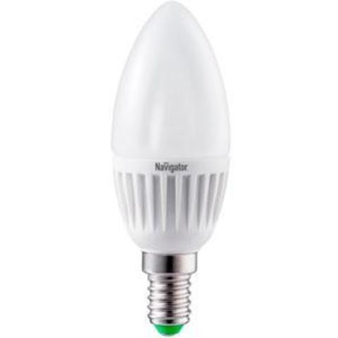 Лампа NV LED свеча NLL-C37-7-230-4K-E14-FR
