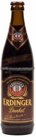 Erdinger Dark / Эрдингер Дарк (темное пшеничное нефильтрованное)