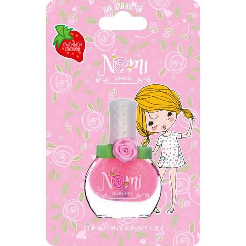 Лак для ногтей №09  Розовая заря  (на блистере)