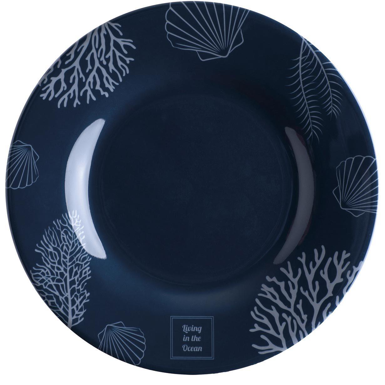 Melamine Dessert Plate, Living