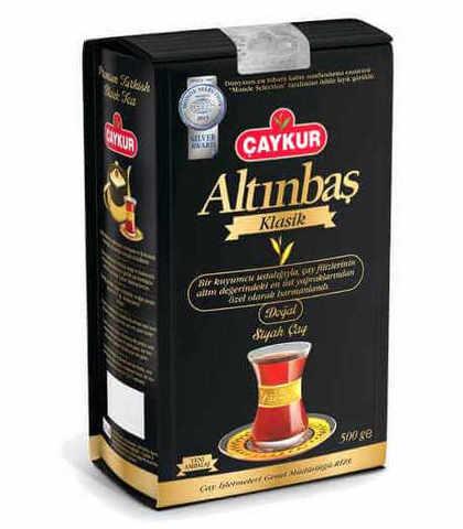 Турецкий черный чай Altinbas, Çaykur, 500 г