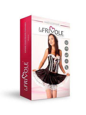 Эротический костюм для ролевых игр Le Frivole Безупречная служанка, размер S