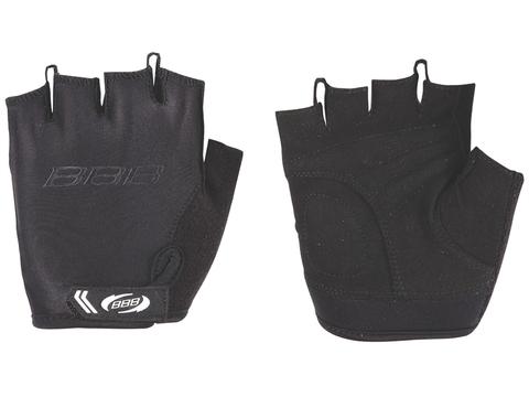 Картинка перчатки BBB BBW-45 Black - 1
