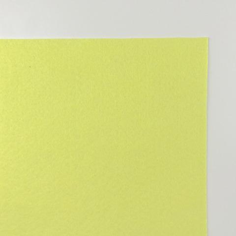 Фетр 100% полиэстэр. Цвет желтый. Размер листа  20х30 см.