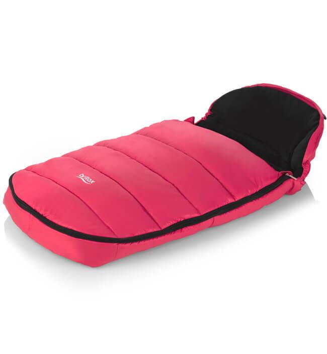 Конверт в коляску Конверт в коляску Pink shiny_cosytoes_pink_02_br_2016_300dpi.jpg