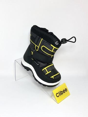 Clibee (зима) K91 Black 22-27
