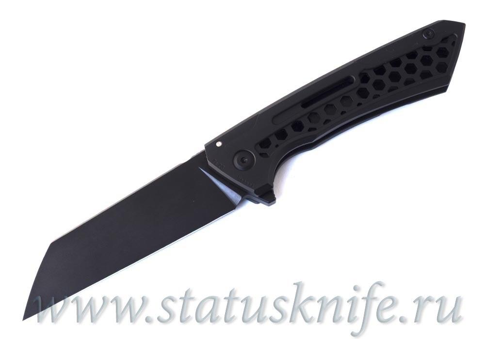 Нож Hoback/Snecx Collaboration Buster DLC Black - фотография