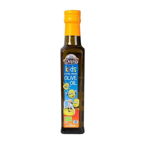 Масло оливковое детское EV БИО KIDS DELPHI 250 мл