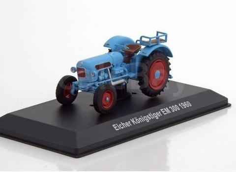 Модель Трактор №102 Eicher EM300