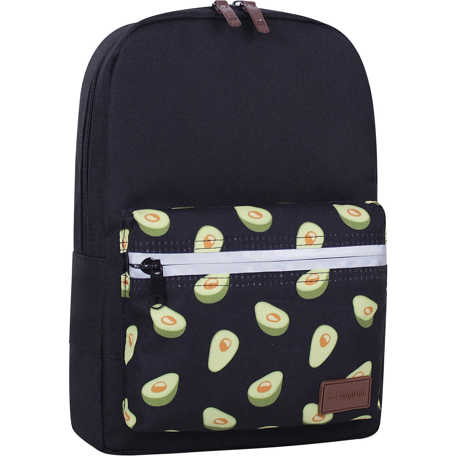 Молодежные рюкзаки Рюкзак Bagland Молодежный mini 8 л. черный 763 (0050866) IMG_7984_суб.763_.JPG