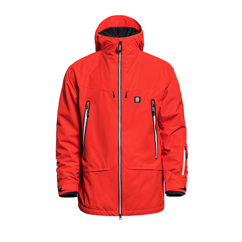 Куртка Horsefeathers YMIR JACKET fiery red