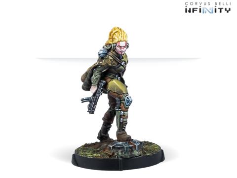 Aida Swanson, Submondo Smuggler (Submachine gun)