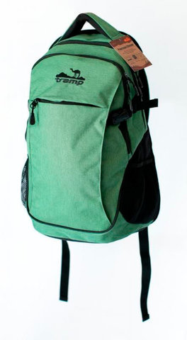 Рюкзак туристический Tramp Clever 25 л TRP-037 (зеленый)