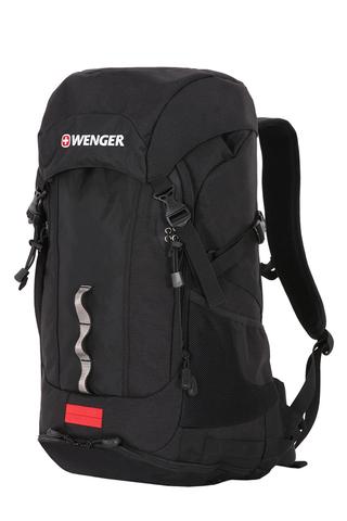 Рюкзак для активного отдыха чёрный 50 л WENGER 30582299