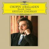 Krystian Zimerman / Chopin: 4 Ballads, Barcarolle, Fantaisie (LP)