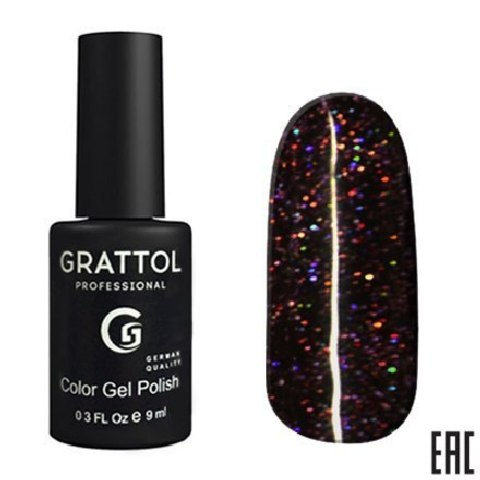 Гель-лак GRATTOL Diamond 004 9мл