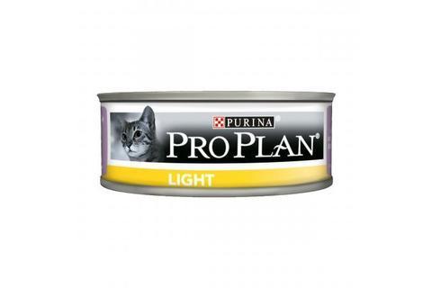 Консервы Purina Pro Plan для кошек с избыточным весом, паштет с индейкой 85 г