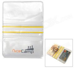 Водонепроницаемый бумажник AceCamp прозрачный