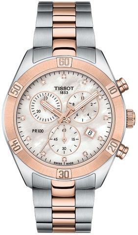 Часы женские Tissot T101.917.22.116.00 T-Lady