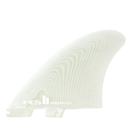 FCS II Modern Keel PC Twin Retail Fins