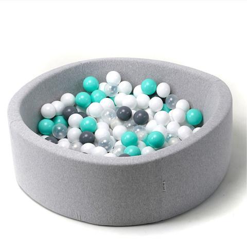 "Сухой Бассейн ""Mint Sparkle"" 100см"