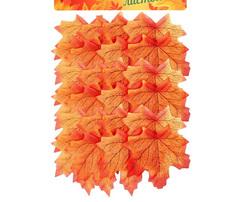 Лист КЛЕНА, 8-9 см, 1 шт.