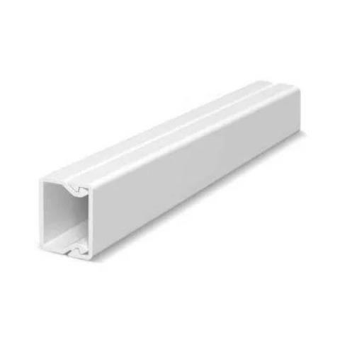 Пластиковый короб для питающего провода размер 20х15 за 1 м.п.