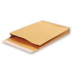 Пакет Bong Gusset С4 из крафт-бумаги 130 г/кв.м стрип (200 штук в упаковке)