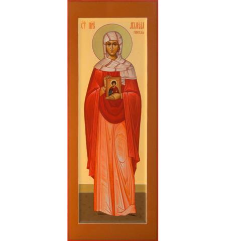 Икона святая праведная Аглаида Римская на дереве на левкасе мастерская Иконный Дом