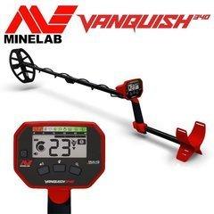 Металлоискатель Vanquish 340 + пинпоинтер