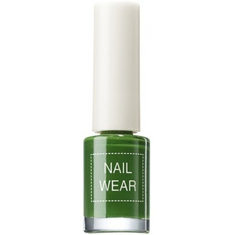 Лак для ногтей The Saem Nail Wear 26 Green 7 мл