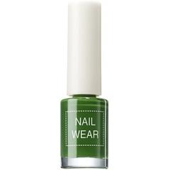 Лак для ногтей The Saem Nail Wear 26 Green 7 мл