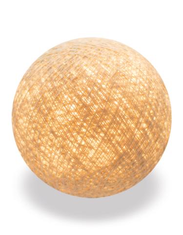 Хлопковый шарик брюле