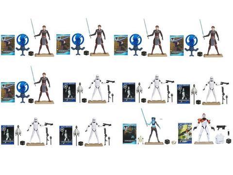 Star Wars Clone Wars 2013 Wave 02 Revision 03