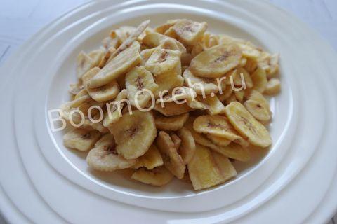 Бананы сушеные ( Чипсы )