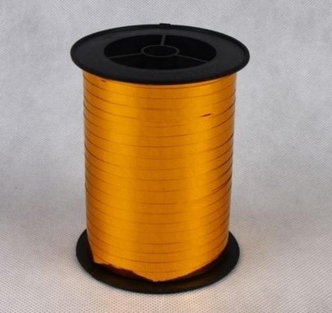 Лента металл на бобине Belatex (размер: 5мм х 250м) Цвет:золотой