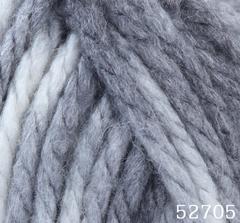 52705 (Серо-белый меланж)