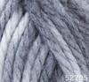 Пряжа Himalaya COMBO 52705 (Серо-белый меланж)