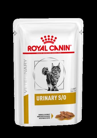 Urinary S/O - для кошек при заболеваниях нижних мочевыводящих путей 100г.