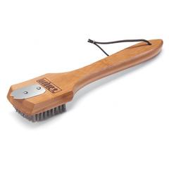 Щетка с бамбуковой ручкой Weber 30 см