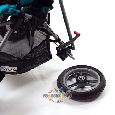 Профилактика (чистка, смазка) и диагностика коляски