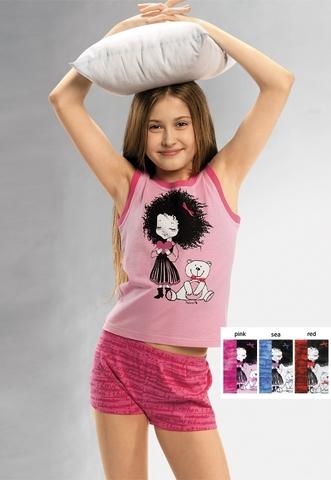 GNVH175 пижама для девочек