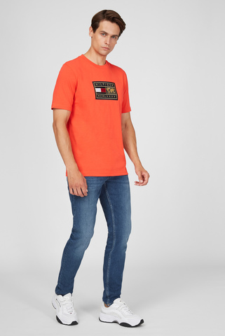 Мужские синие джинсы STRAIGHT DENTON STR AUSTIN IND Tommy Hilfiger