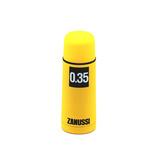 Термос желтый 0,35 л Cervinia, артикул ZVF11221CF, производитель - Zanussi