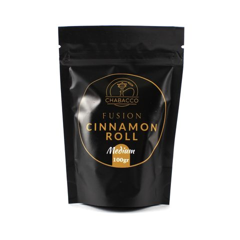 Кальянная смесь Chabacco Medium 100 гр Cinnamon Roll